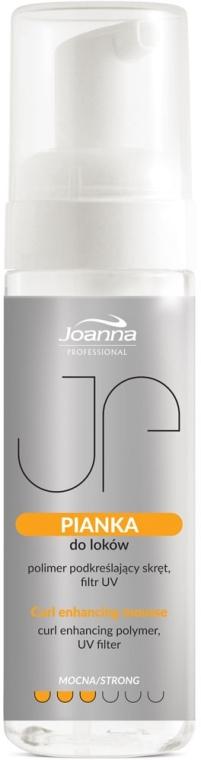 Lockendefinierendes Haarschaum - Joanna Professional Curl Enhancing Mousse — Bild N1
