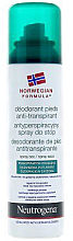 Düfte, Parfümerie und Kosmetik Fußdeodorant 4in1 - Neutrogena Formula Norweska Spray