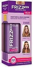 Düfte, Parfümerie und Kosmetik Feuchtigkeitsspendendes Serum für die Haarwiederherstellung - Kativa Frizz Off Sheer Control Serum