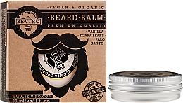 Bartbalsam mit Vanille, Palo Santo und  Tonkabohnen - Be-Viro Beard Balm Vanilla, Palo Santo, Tonka Boby — Bild N4