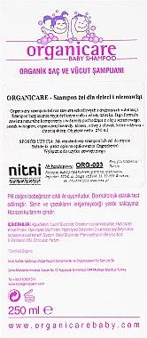 Mildes Babyshampoo - Terapi Organicare Shampoo — Bild N3