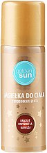 Düfte, Parfümerie und Kosmetik Bräunungsspray mit Goldpartikeln - Golden Sun