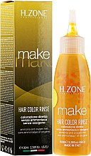 Düfte, Parfümerie und Kosmetik Ammoniakfreie Haarfarbe - H.Zone Make Up Hair Color Rinse