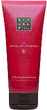 Düfte, Parfümerie und Kosmetik Handlotion mit indischer Rose und Mandelöl - Rituals The Ritual of Ayurveda Hand Lotion