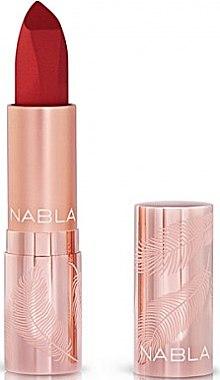 Matter Lippenstift - Nabla Cult Matte Soft Touch Lipstick — Bild N1