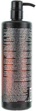 Farbintensivierendes Shampoo für Brünetten - Tigi Catwalk Fashionista Brunette Shampoo (mit Spender) — Bild N2