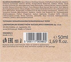 Regenerierende Gesichtscreme 50+ - Farmona Canadian BioLifting Red Maple — Bild N3