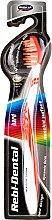 Düfte, Parfümerie und Kosmetik Zahnbürste hart Rebi-Dental M44 orange - Mattes