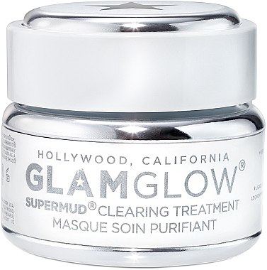 Gesichtsreinigungsmaske - Glamglow Supermud Clearing Treatment — Bild N2