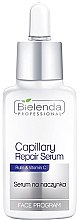 Düfte, Parfümerie und Kosmetik Gesichtsserum zur Stärkung der Blutgefäße - Bielenda Professional Program Face Capillary Repair Serum