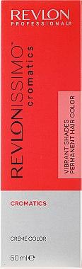 Creme-Haarfarbe - Revlon Professional Revlonissimo Cromatics — Bild N1