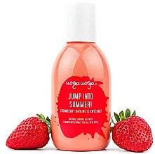 Düfte, Parfümerie und Kosmetik Natürliches Duschgel mit Erdbeerextrakt - Uoga Uoga Natural Shower Gel