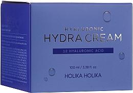 Düfte, Parfümerie und Kosmetik Feuchtigkeitsspendende Gesichtscreme mit Hyaluronsäure und Allantoin - Holika Holika Hyaluronic Hydra Cream