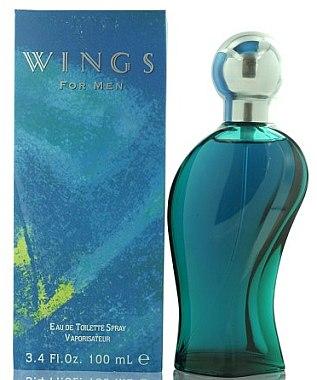 Giorgio Beverly Hills Wings for Men - Eau de Toilette — Bild N2