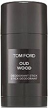 Düfte, Parfümerie und Kosmetik Tom Ford Oud Wood - Deostick