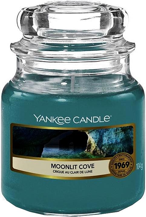 Duftkerze im Glas Moonlit Cove - Yankee Candle Moonlit Cove — Bild N1