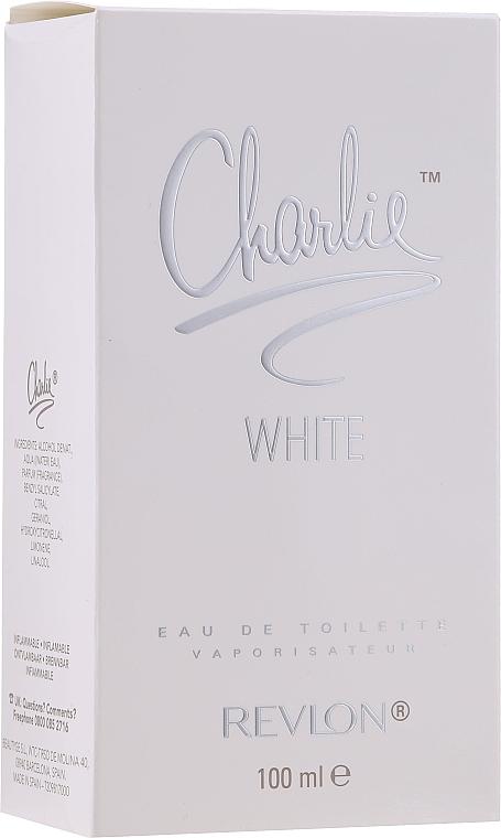 Revlon Charlie White - Eau de Toilette