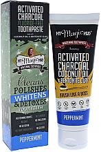 Düfte, Parfümerie und Kosmetik Fluoridfreie aufhellende Zahnpasta mit Aktivkohle - My Magic Mud Activated Charcoal Toothpaste