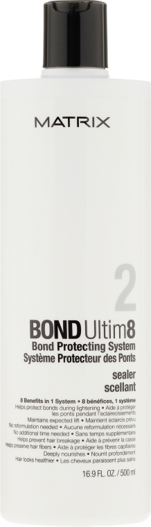 8in1 Haarpflege - Matrix Bond Ultim8 Step 2 Sealer — Bild N1