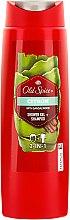 Düfte, Parfümerie und Kosmetik Duschgel - Old Spice Citron Shower Gel