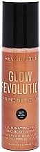 Düfte, Parfümerie und Kosmetik Körper- und Gesichtsilluminator - Makeup Revolution Glow Revolution Prime Set Glow