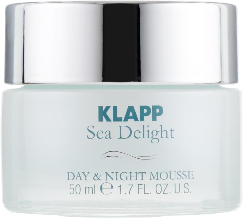 Pflegende Gesichtsmousse für Tag und Nacht mit Algen - Klapp Sea Delight Day & Night Mousse — Bild N2
