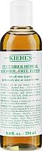 Düfte, Parfümerie und Kosmetik Alkoholfreies Gesichtstonikum auf Gurkenbasis - Kiehl`s Cucumber Herbal Alcohol-Free Toner