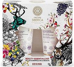 Düfte, Parfümerie und Kosmetik Pflegeset - Natura Siberica Natural & Organic Beauty Essentials Kit 1 (Handcreme 75ml + Gesichtsmaske/75ml)