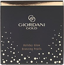 Düfte, Parfümerie und Kosmetik Rougeperlen - Giordani Gold Holiday Glow Bronzing Pearls