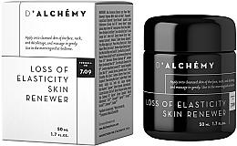 Düfte, Parfümerie und Kosmetik Straffende und glättende Anti-Aging Gesichtscreme - D'Alchemy Loss of Elasticity Skin Renew