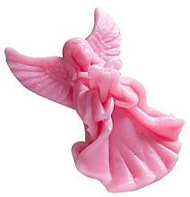 Düfte, Parfümerie und Kosmetik Handgemachte Glycerinseife Engel mit Kirschduft - LaQ Happy Soaps Natural Soap