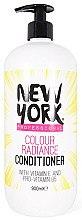 Düfte, Parfümerie und Kosmetik Haarspülung für gefärbtes Haar - I Love... New York Professional Colour Radiance Conditioner