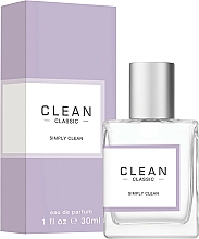 Düfte, Parfümerie und Kosmetik Clean Simply Clean - Eau de Parfum