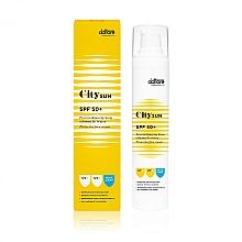 Düfte, Parfümerie und Kosmetik Sonnenschutzcreme für das Gesicht SPF 50+ - Dottore City SUN SPF 50+