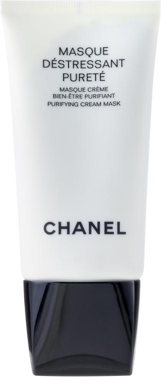 Reinigende Anti-Stress Maske - Chanel Precision Masque Destressant Purete — Bild N2