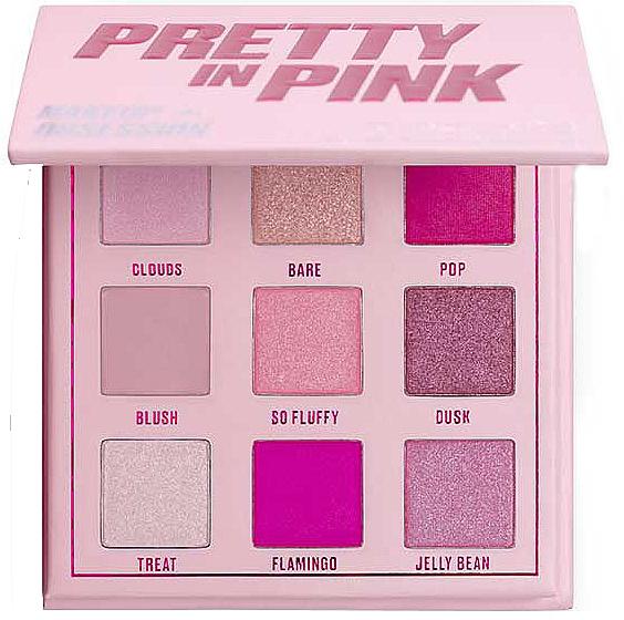 Lidschatten-Palette - Makeup Obsession Pretty In Pink Shadow Palette — Bild N2
