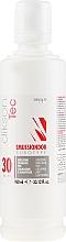 Düfte, Parfümerie und Kosmetik Entwicklerlotion 30 Vol (9%) - Dikson Tec Emulsiondor Eurotype 30 Volumi