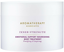 Düfte, Parfümerie und Kosmetik Nährende Körperpflege - Aromatherapy Associates Inner Strength Emotional Support Nourish Body Treatment