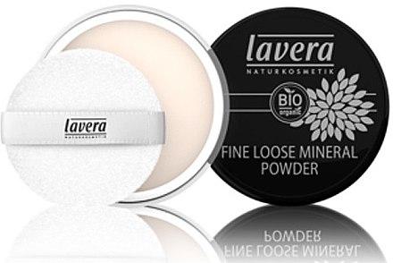 Feiner loser Mineralpuder - Lavera Fine Loose Mineral Powder — Bild N3