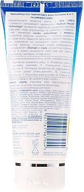 8in1 Fußcreme-Kompresse für rissige Fersen mit 25% Harnstoff - Eveline Cosmetics Revitalum 25% Urea — Bild N2