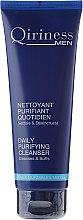 Düfte, Parfümerie und Kosmetik Gesichtsreinigungsgel für normale und Mischhaut - Qiriness Men Daily Purifying Cleanser