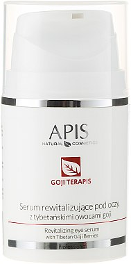 Regenerierendes Augenserum - Apis Professional Goji Terapis Revitalizing Eye Serum With Tibetan Goji Berries — Bild N1
