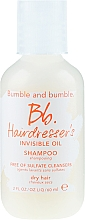 Düfte, Parfümerie und Kosmetik Shampoo mit unsichtbarem Öl - Bumble And Bumble Hairdresser's Invisible Oil Sulfate Free Shampoo Travel Size