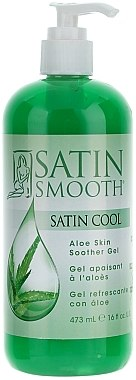 Körpergel nach der Haarentfernung mit Aloe Vera - Satin Smooth Aloe Skin Soother Gel — Bild N1