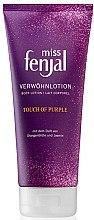 Düfte, Parfümerie und Kosmetik Verwöhnlotion mit dem Duft von Orangenblüte und Jasmin - Fenjal Touch Of Purple Lotion