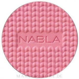 Rouge - Nabla Blossom Blush Refill (Austauschbarer Pulverkern) — Bild Daisy