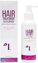 Düfte, Parfümerie und Kosmetik Haarspray mit Botox-ähnlichem Effekt mit Kaviarextrakt und Vitamin E - Intelligent Beauty Salon Hair Treatment Botox Effect