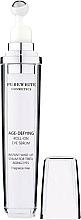 Düfte, Parfümerie und Kosmetik Roll-on Augenserum - Pure White Cosmetics Age-Defying Roll-on Eye Serum