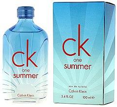 Düfte, Parfümerie und Kosmetik Calvin Klein CK One Summer 2017 - Eau de Toilette