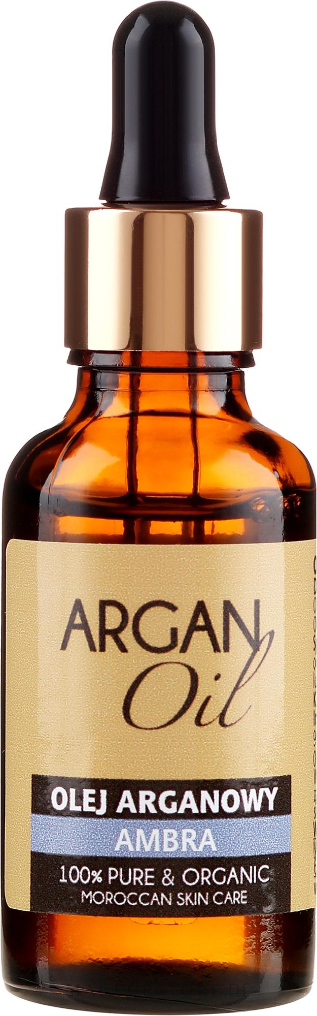 Arganöl mit Bernsteinduft - Beaute Marrakech Drop of Essence Amber — Bild 30 ml
